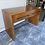 Thumbnail: Large 2 drawer solid wood desk/dressing table