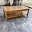 Thumbnail: Oak veneer coffee table