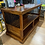 Thumbnail: Indian wood TV unit with metal lattice sides