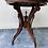 Thumbnail: Genuine antique Indian wood parlour table