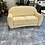 Thumbnail: Nehl buttermilk small double sofa bed