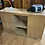 Thumbnail: Oak veneer sideboard / TV cupboard