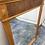 Thumbnail: Light wood veneer mirror with lattice effect (2 available)