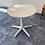 Thumbnail: White plastic bistro/balcony table