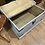 Thumbnail: Lime washed Mexican Pine coffee table trunk