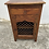 Thumbnail: Lovely Indian wood cabinet