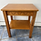 Thumbnail: Pine occasional table or bedside with 1 drawer 3 available