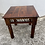 Thumbnail: Indian wood occasional table