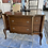 Thumbnail: Vintage Queen Anne cabinet with 6 drawers