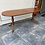 Thumbnail: Cherry wood oblong coffee table