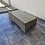 Thumbnail: Almost new plastic rattan glass topped coffee table