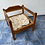 Thumbnail: Pine single chair ideal up cycle project