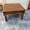 Thumbnail: Indian wood coffee table with 2 small drawers