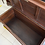 Thumbnail: Indian wood chest / blanket box