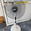 """Thumbnail: 20"""" OTTO stand fan with remote control"""