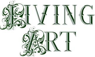 logo design for living art