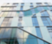 Reynaers vlies gevels, minimalistische profielen van Schroder designpuien
