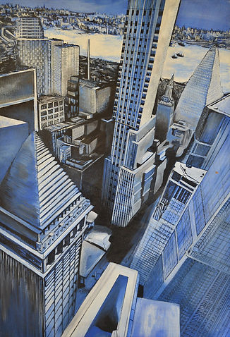 Painting/schilderij . Valery van Leeuwen