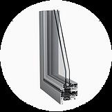 raam en deur systemen/industral. Schroder design puien