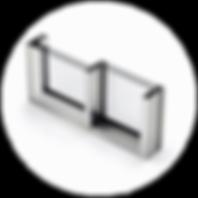 slim-line schuifsysteem, schroder design puien