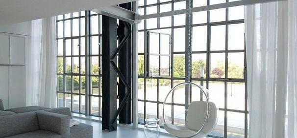 raam-en deursystemen. Schroder design puien