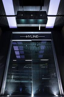 Hyline schuifsysteem by schroder design puien