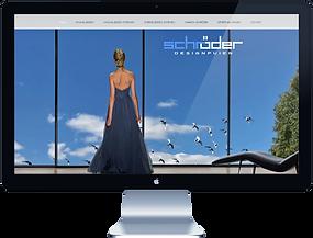 Mooie vrouw kijkt naar verschillende landschappen. visual homepage webdesigner Andre van Leeuwen