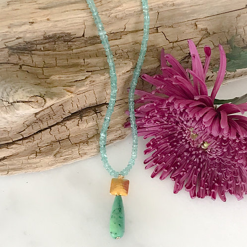 Green's Glory Necklace