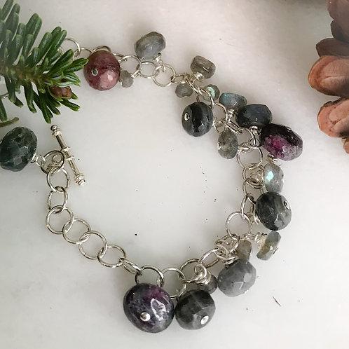 Triple Berry Bracelet