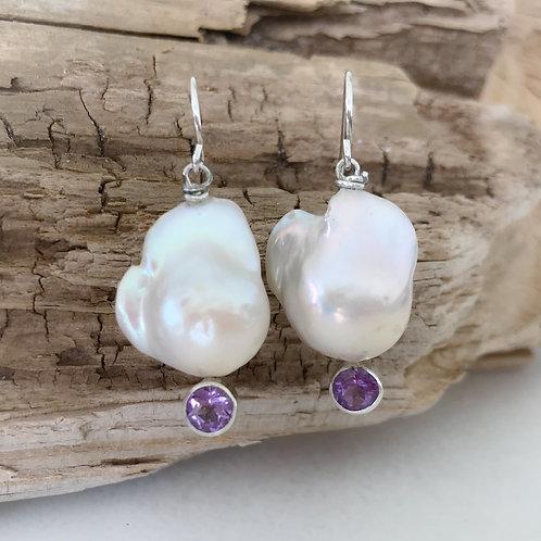 Lavender Skies Earrings