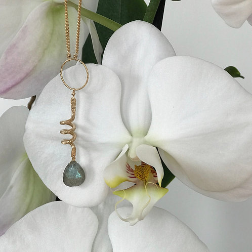Winding Waters Necklace