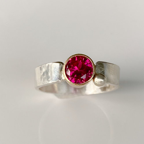 Ruby's Radiance Ring