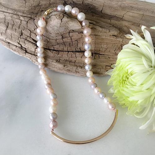 Blushing Beauty Necklace