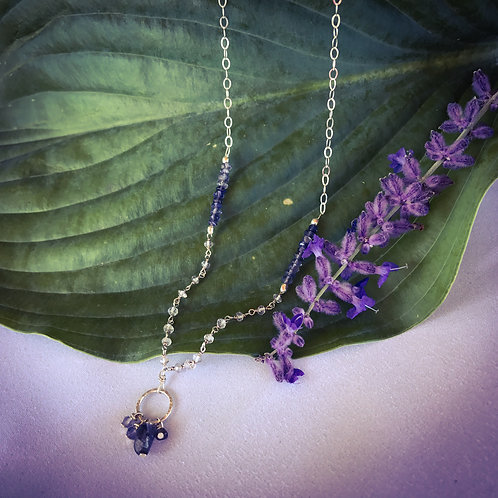 Iolite Visions Necklace