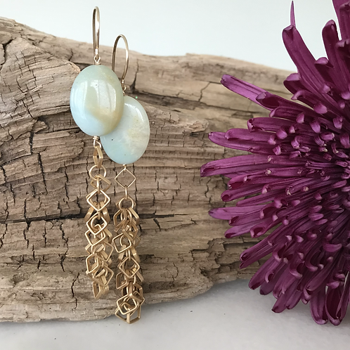 Springtime Waterfall Earrings