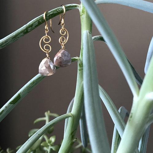 Mystic Swirl Earrings