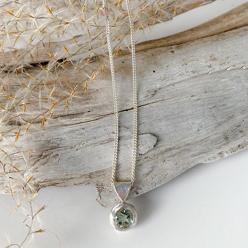 Sea-Foam Necklace