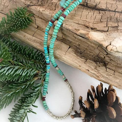 Nature's Light Necklace