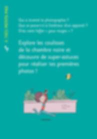 Quatrième de couverture du livre La photo à très petits pas