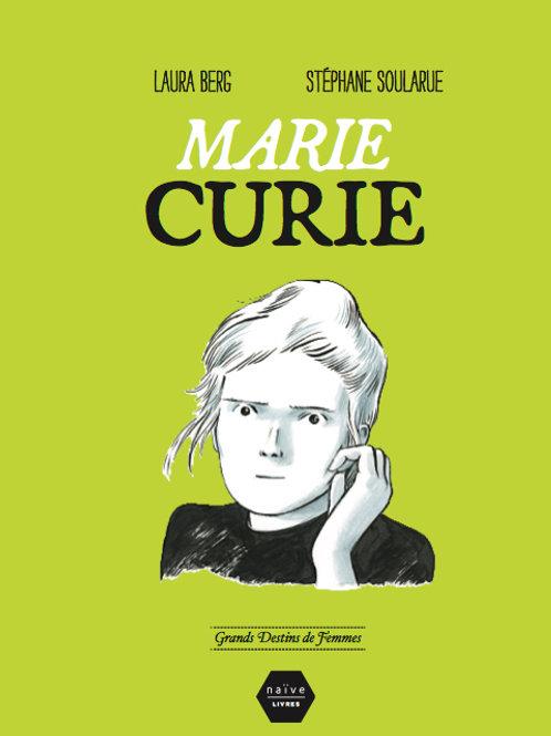 Marie Curie - bande dessinée