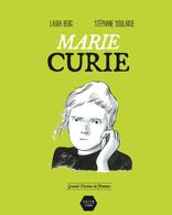 Couverture du livre Marie Curie