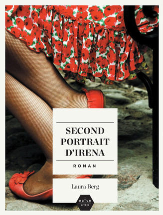 Couverture du roman Second Portrait d'Irena