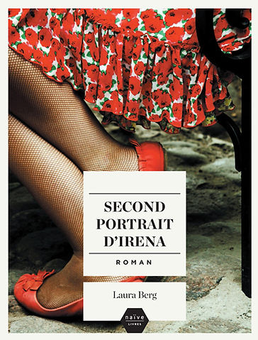 Couverture du roman Second Portrait d'Irena
