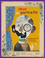 Couverture du livre Jeux de portraits