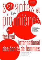 Festival international des écrits de femmes