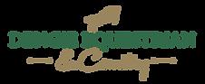 Dengie Equestrian HERO logo colour Trans