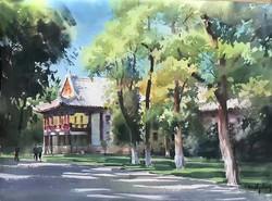Peking University(Nanbei Ge)