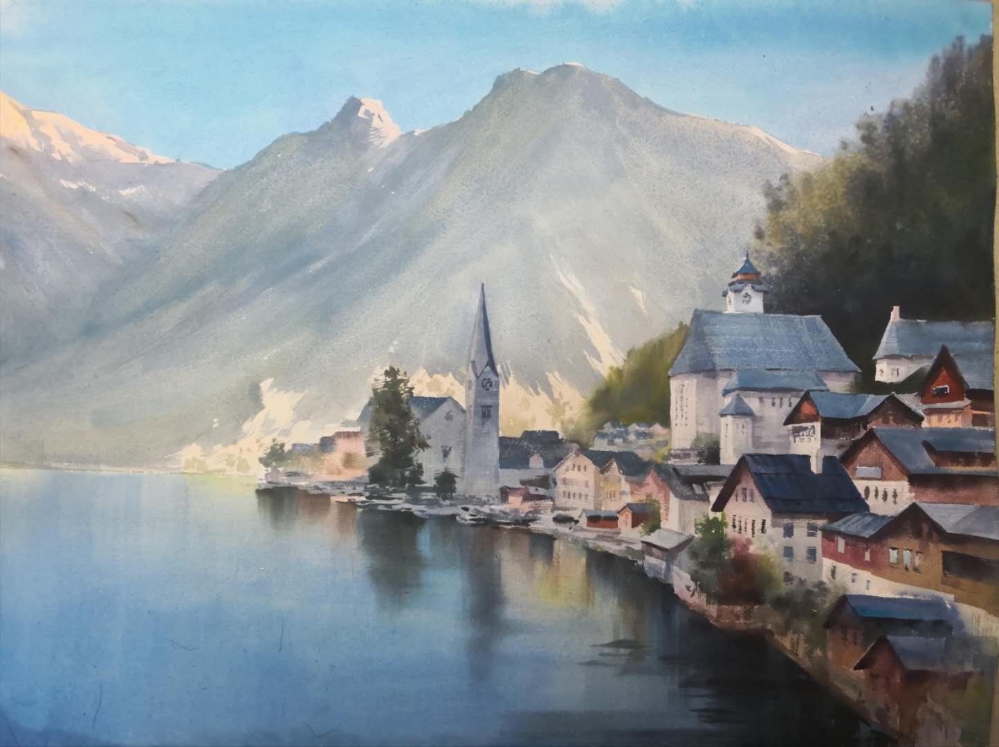 Hallsttat, Austria