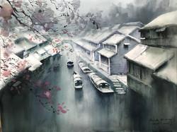 A Gloomy Wintery Day