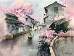 Peach Blossoms (1)
